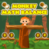Play Monkey Math Balance